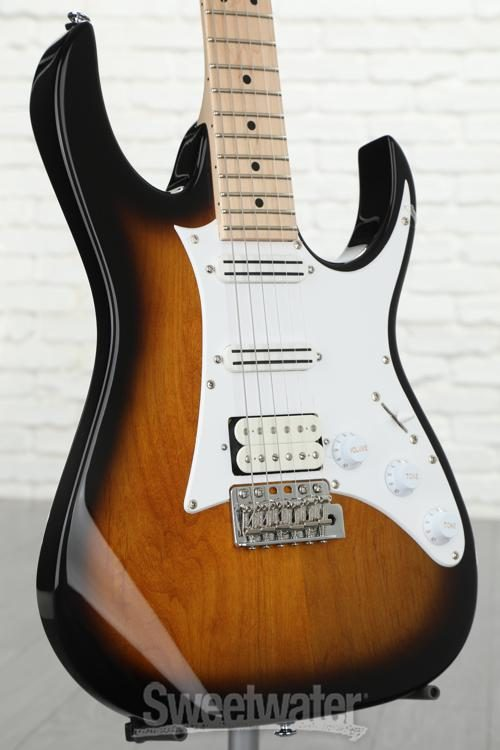 Ibanez Andy Timmons Signature AT10P - Sunburst | Sweeer on