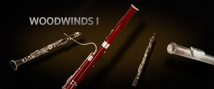 Woodwinds I - Full Library
