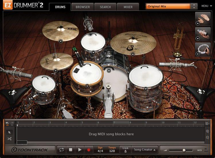 toontrack superior drummer 2.3 update