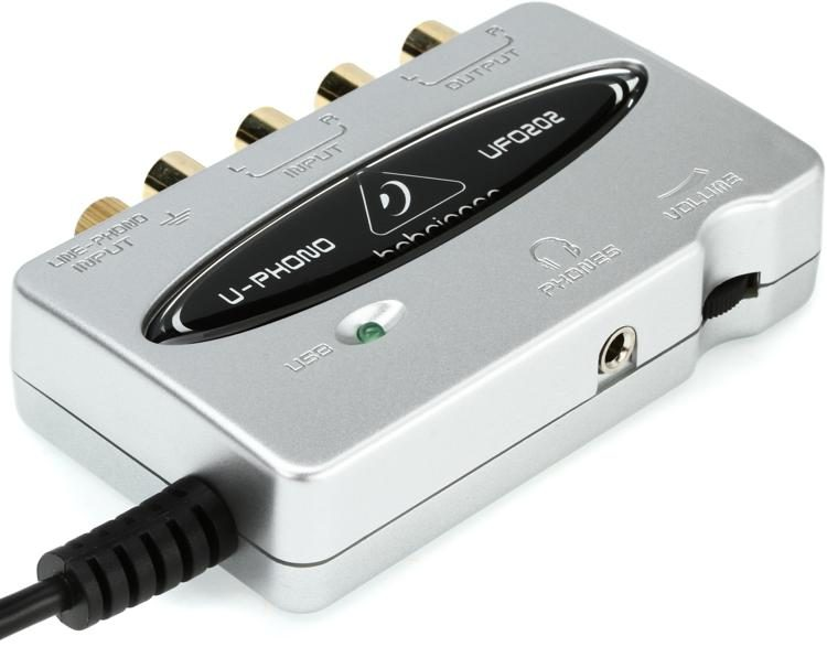 BEHRINGER UF0202 DRIVERS DOWNLOAD
