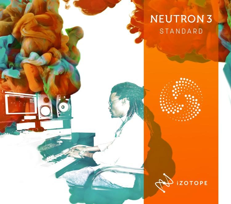 Neutron 3 Standard Mixing Suite - Crossgrade from any Standard or Advanced  iZotope Product