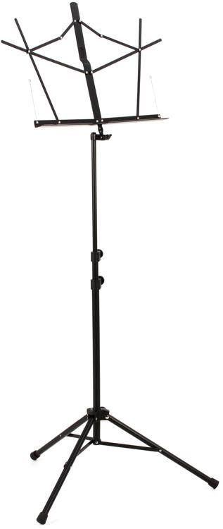 On Stage Stands Tubular Tripod Base Sheet Music Stand Sweetwater