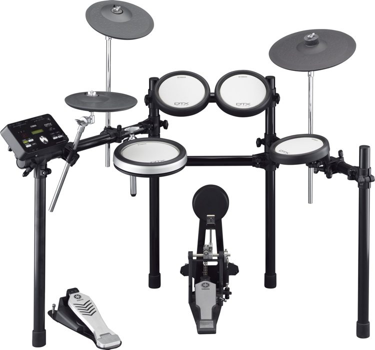 Yamaha Dtx542k Electronic Drum Set Sweetwater