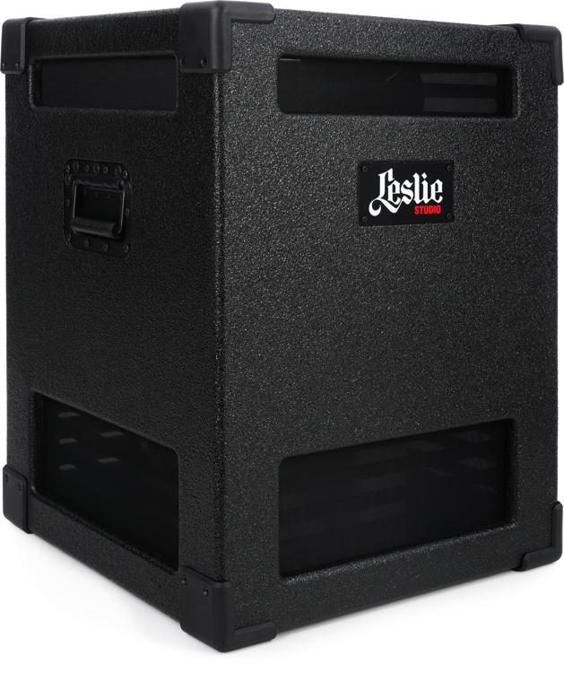 leslie studio 12 100w 12 dual rotary combo amp sweetwater rh sweetwater com Leslie 3300 Speaker Demonstration Leslie 3300 Interior