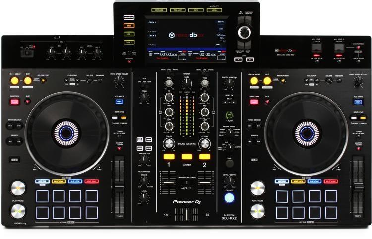XDJ-RX2 Digital DJ System