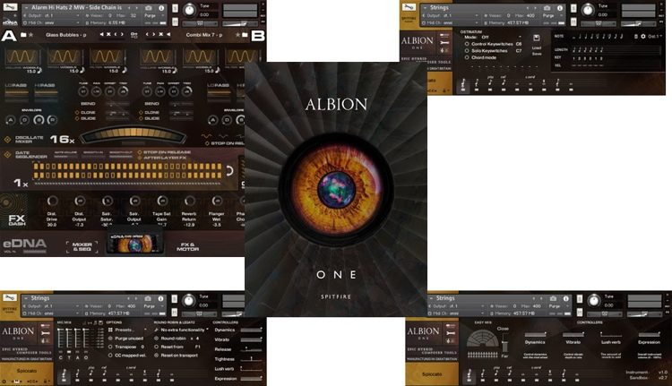 Albion One - Upgrade from Albion Legacy