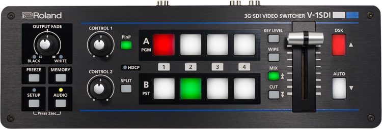 V-1SDI - 3G SDI Video Switcher