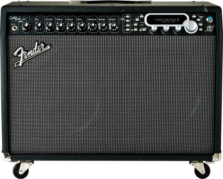 42b0a858d41cf Fender Cyber-Twin SE image 1