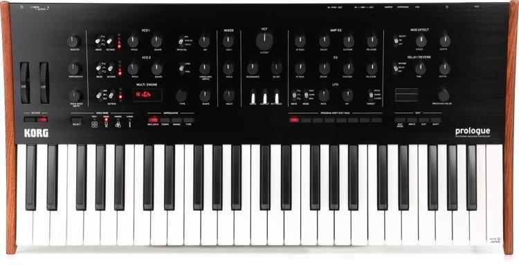 Prologue 49-key 8-voice Analog Synthesizer