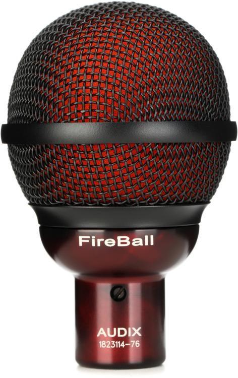 FireBall Harmonica / Beatbox Microphone
