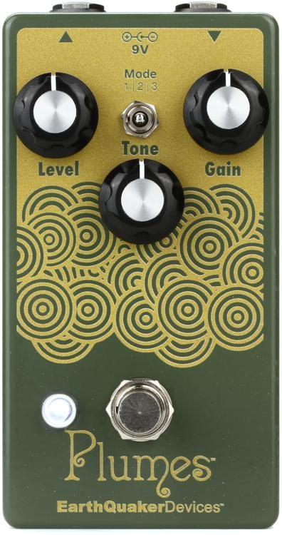 Earthquaker Distortion Pedal