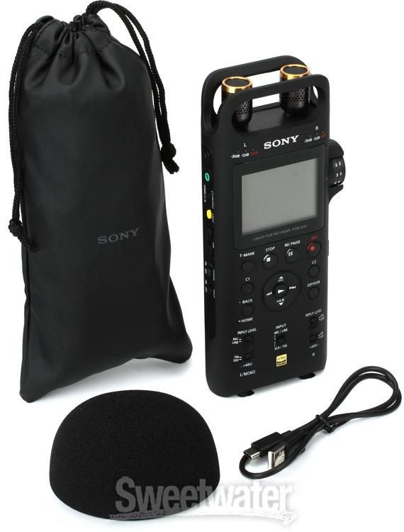 Sony PCM-D10 | Sweetwater