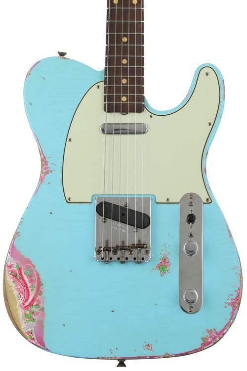 Fender custom shop 60s telecaster heavy reliccloset classic mix fender custom shop 60s telecaster heavy reliccloset classic mix daphne blue over publicscrutiny Gallery