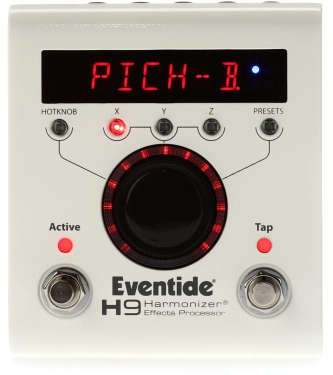 eventide h9 core multi effects pedal sweetwater rh sweetwater com eventide delay pedal manual eventide timefactor manual german