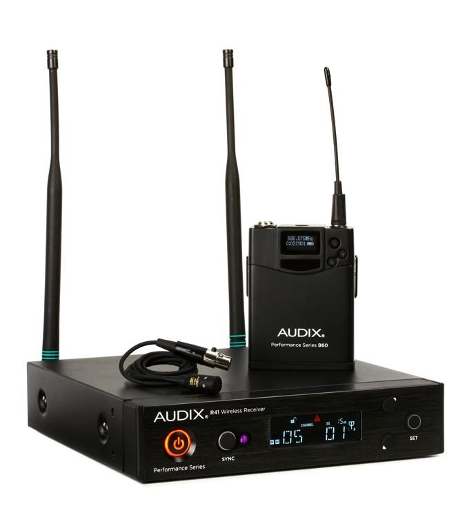 Audix wireless