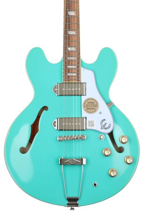 Epiphone casino turquoise for sale club fortune casino jobs