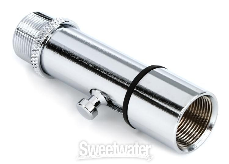 Atlas Sound Lo 2b Quick Release Adapter Chrome Sweetwater
