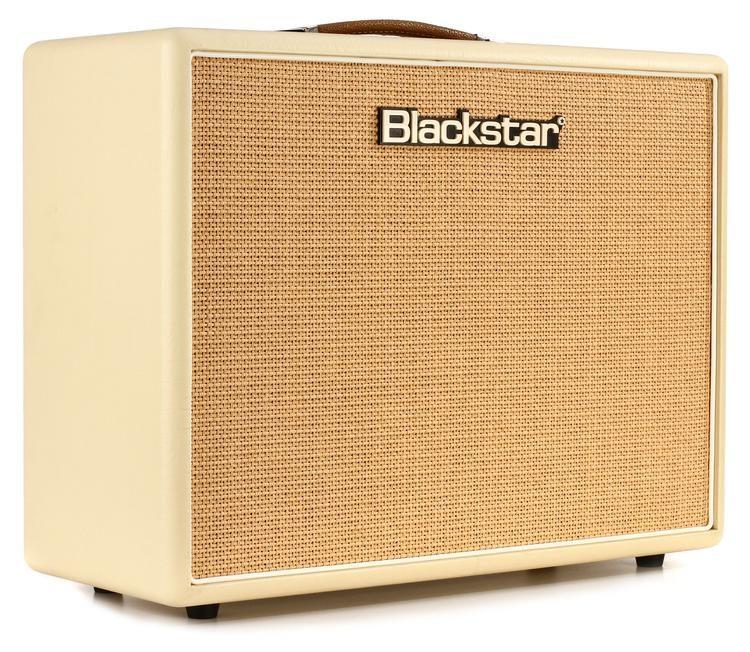 blackstar artist 15 15 watt 1x12 combo amp blonde sweetwater