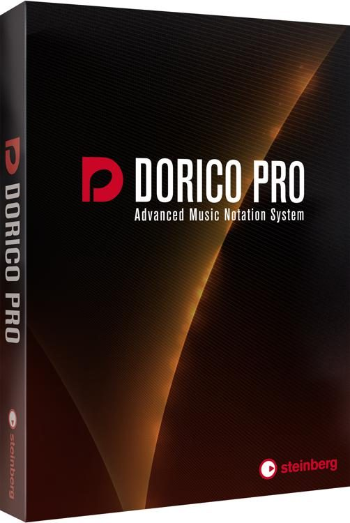 Dorico Pro 2 Scoring Software - Trade-up from Competitive Product (download)