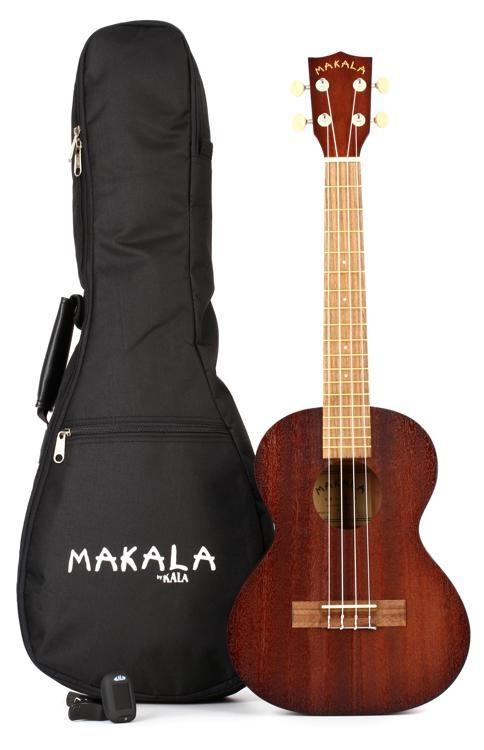 Makala Classic Ukulele - Tenor Pack