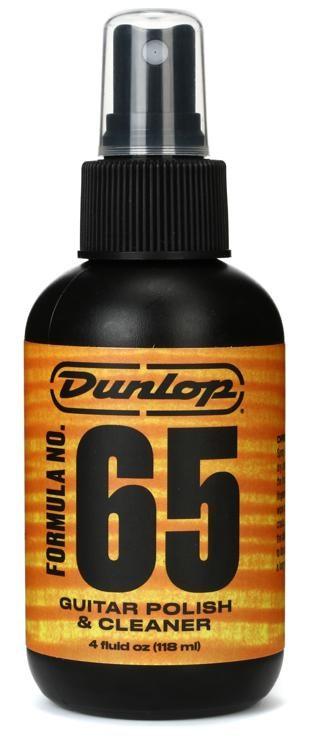 Dunlop 654 Formula No. 65 - One Bottle | Sweetwater