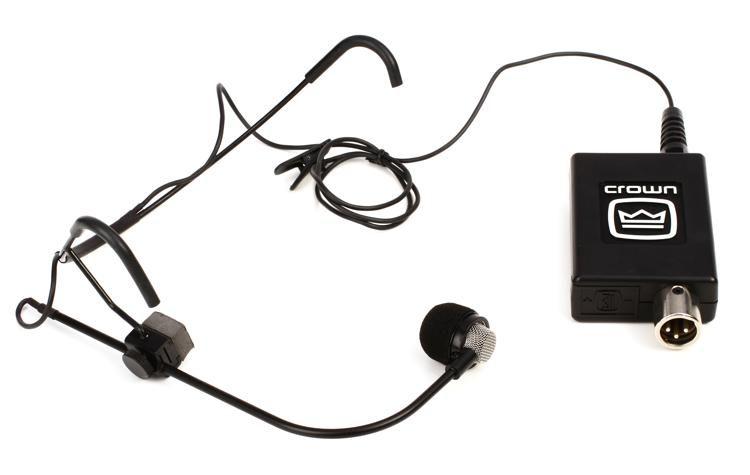 Crown CM-311A Headworn Microphone | Sweetwater