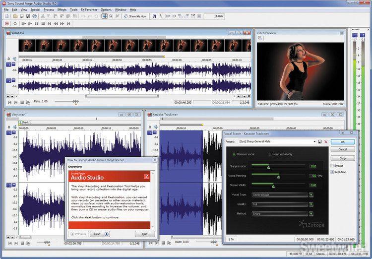 Sony sound forge audio studio 9 best price
