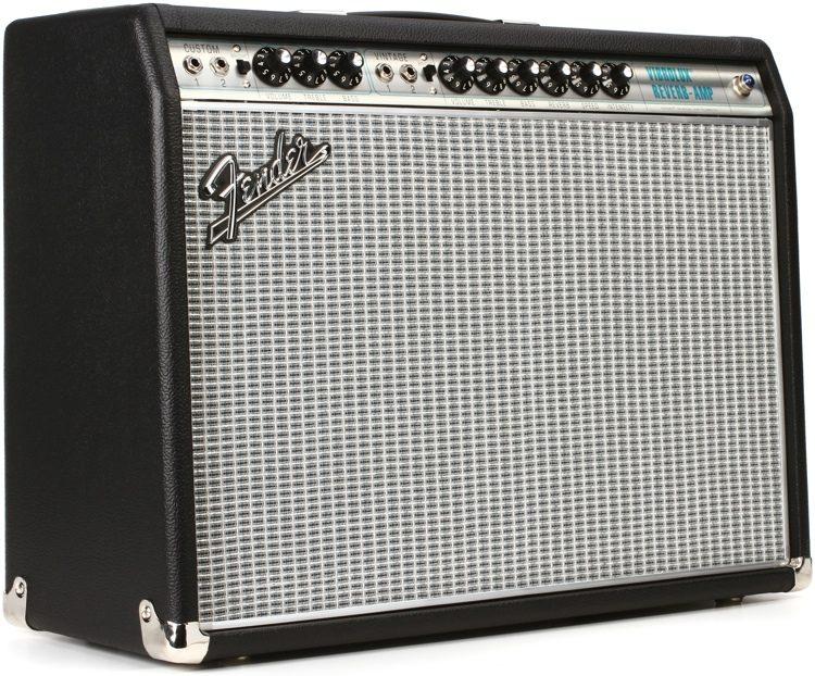 '68 Custom Vibrolux Reverb 35-watt 2x10