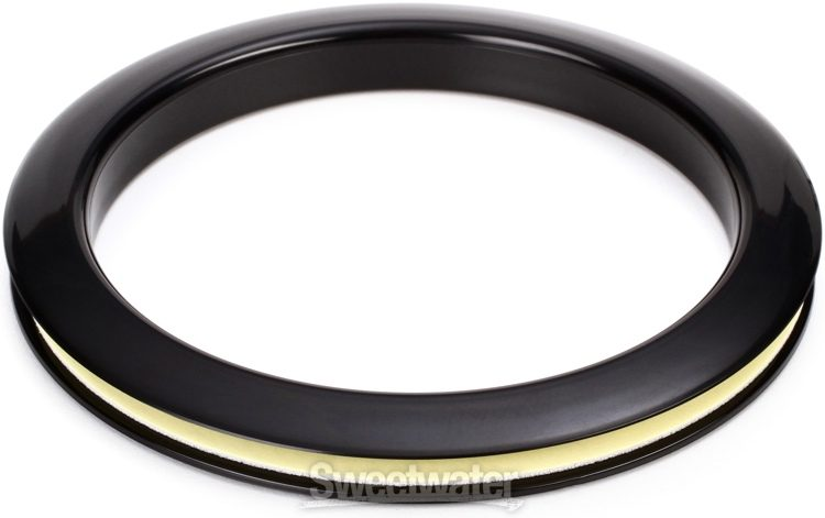MIC HOLE RING //RE-INFORCEMENT RING 4 INCH FOR PEARL,TAMA BASS DRUM PORT HOLE