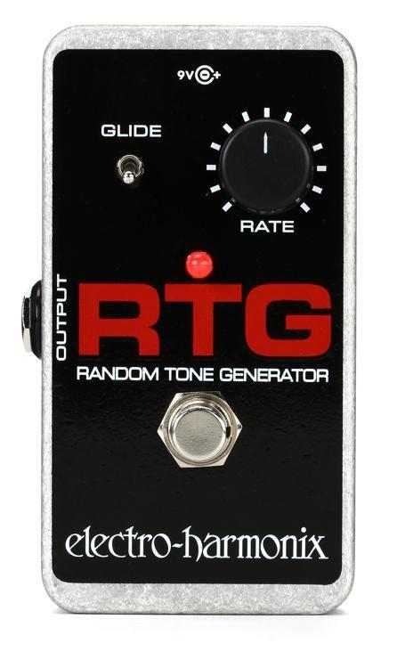RTG Random Tone Generator Pedal