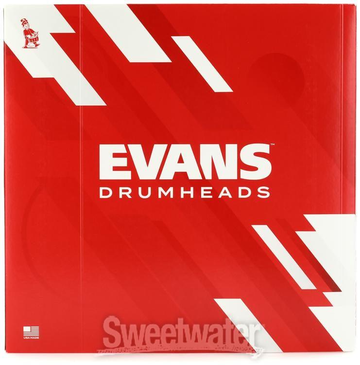 "Evans 12/"" G1 Clear Drum Head"