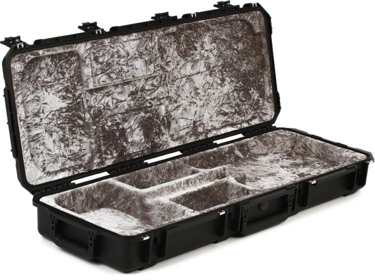 636e9ce6af SKB 3i-4214-OP Waterproof Open Cavity Electric Guitar Case | Sweetwater