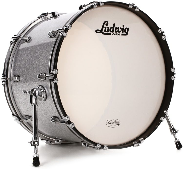 3bd303d17b63 Ludwig Classic Maple Bass Drum - 14