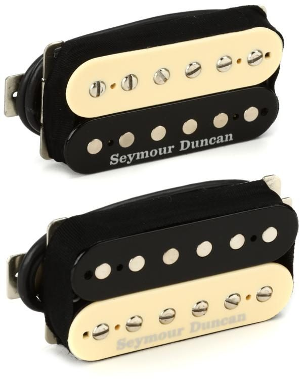 Seymour Duncan Pearly Gates Humbucker 2, Seymour Duncan Invader Wiring Schematic