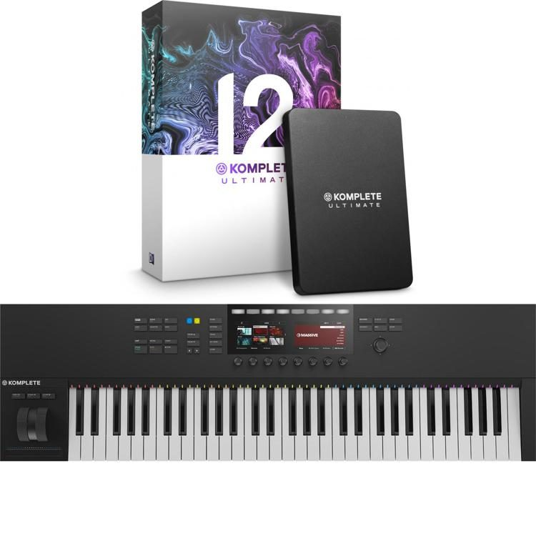 native instruments ultimate komplete