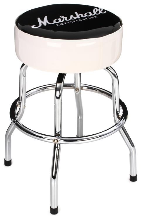 Marshall 24 Swivel Barstool Sweetwater