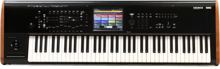Kronos 73-key Synthesizer Workstation
