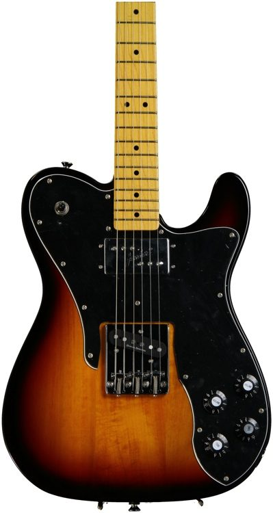 Squier Vintage Modified Telecaster Custom 3 Tone Sunburst Sweetwater