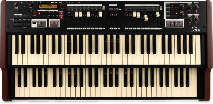 SKX Dual Manual Organ