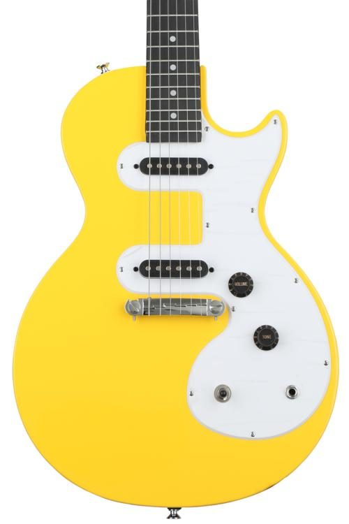 Epiphone Les Paul Sl Sunset Yellow Sweetwater