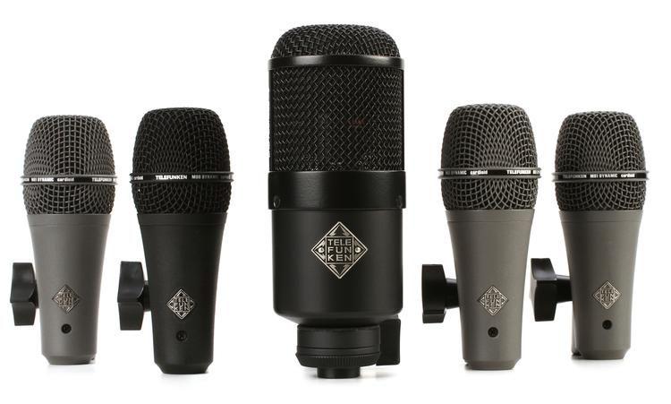 DD5 Drum Microphone Set