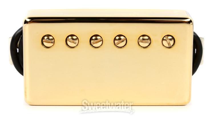 11102-45-GC Seymour Duncan Pearly Gates Neck Humbucker Gold SH-PG1n