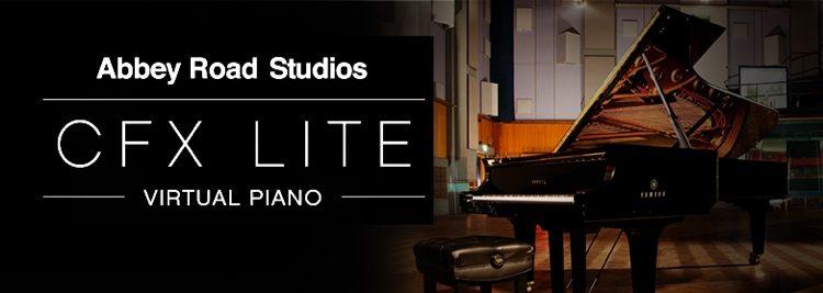 Abbey Road CFX Lite Virtual Piano