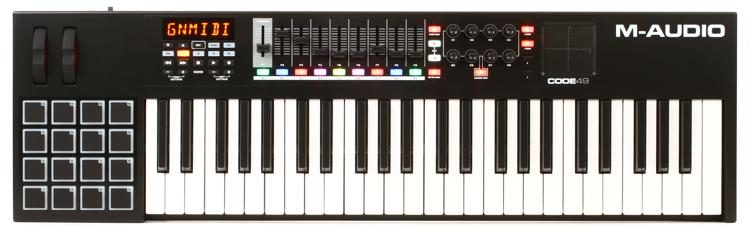 Code 49 Keyboard Controller