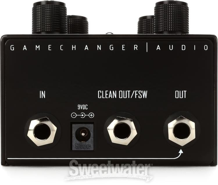 Gamechanger Audio Plus Smart Sustain Pedal