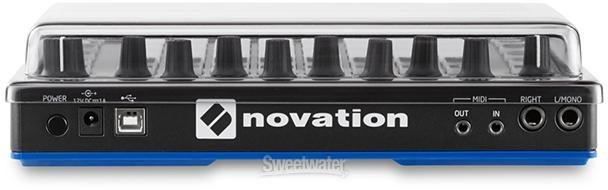 Decksaver DSLE-PC-CIRCUIT Novation Circuit Cover