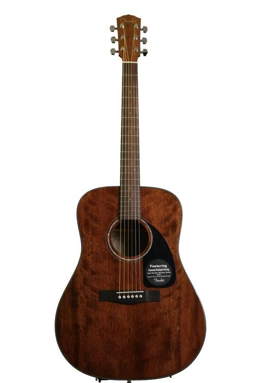 f94a4f2f97d Fender CD-60 - All Mahogany | Sweetwater