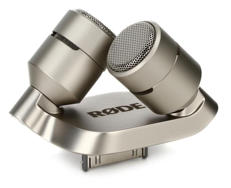 iXY Stereo Microphone for 30-pin iOS Devices