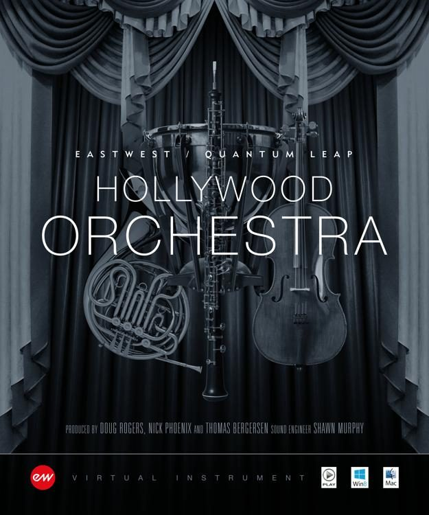 Hollywood Orchestra - Diamond Edition (Mac Hard Drive)