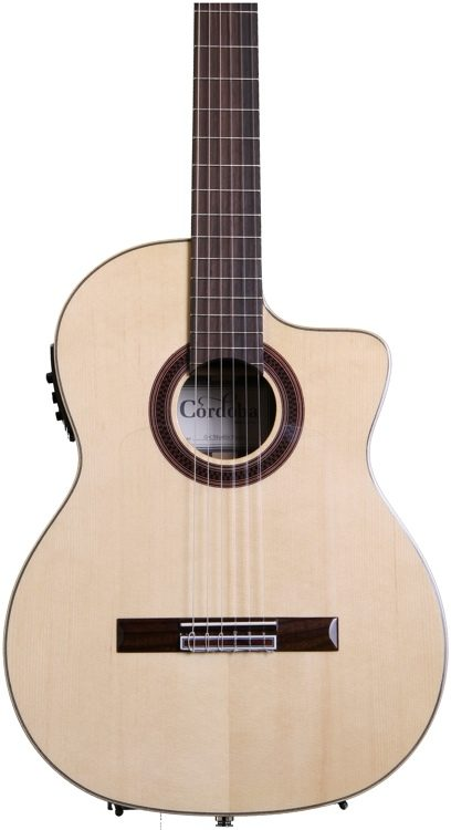 Housse Cordoba Gk Studio Negra Ltd Guitare Flamenco Electro Instruments De Musique